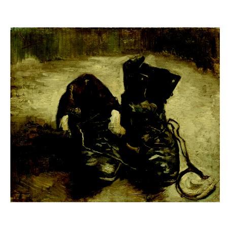 Винсент Ван Гог. Принт на картон #107