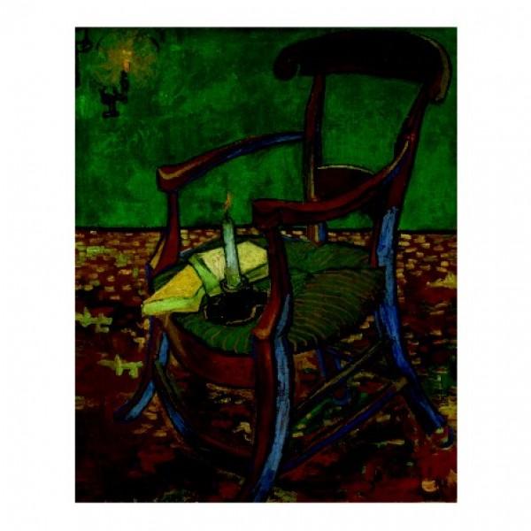 112. Столът на Гоген. 90,5х72,5
