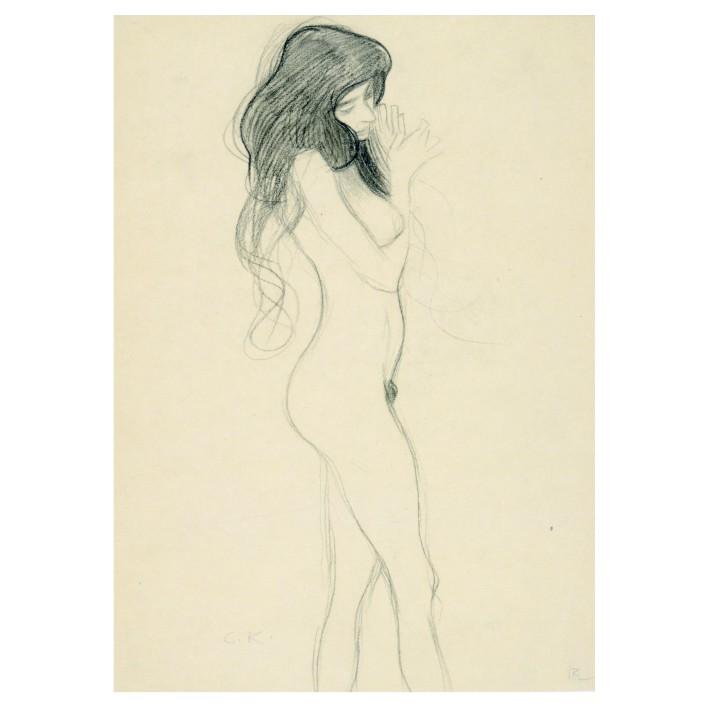 Густав Климт. Принт на картон #115