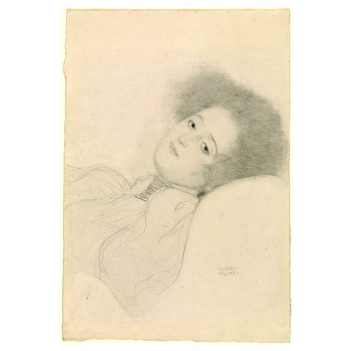 Густав Климт. Принт на картон #119