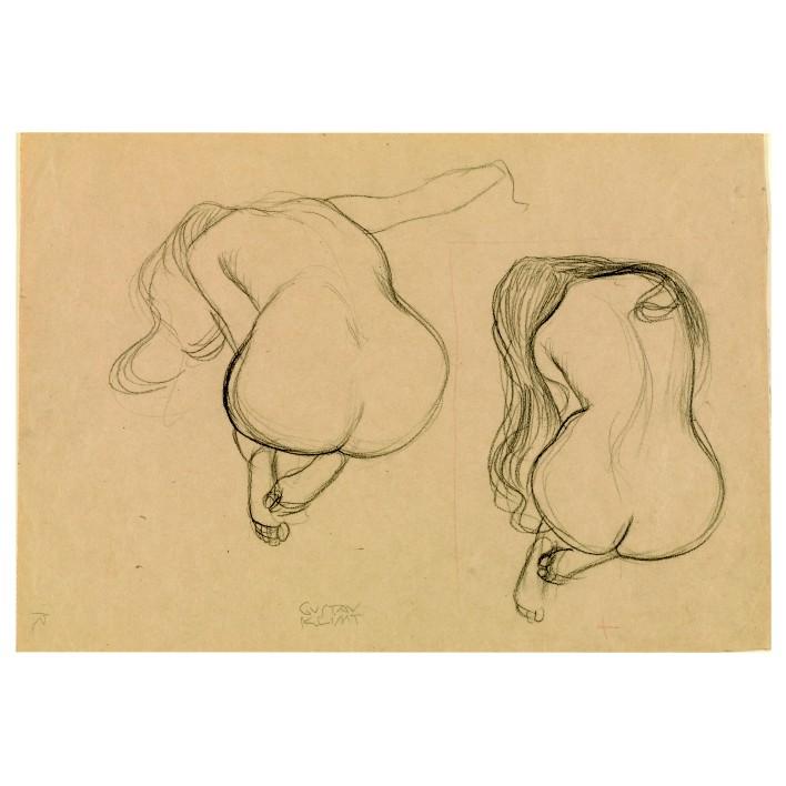 Густав Климт. Принт на картон #120