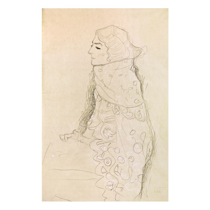 Густав Климт. Принт на картон #121