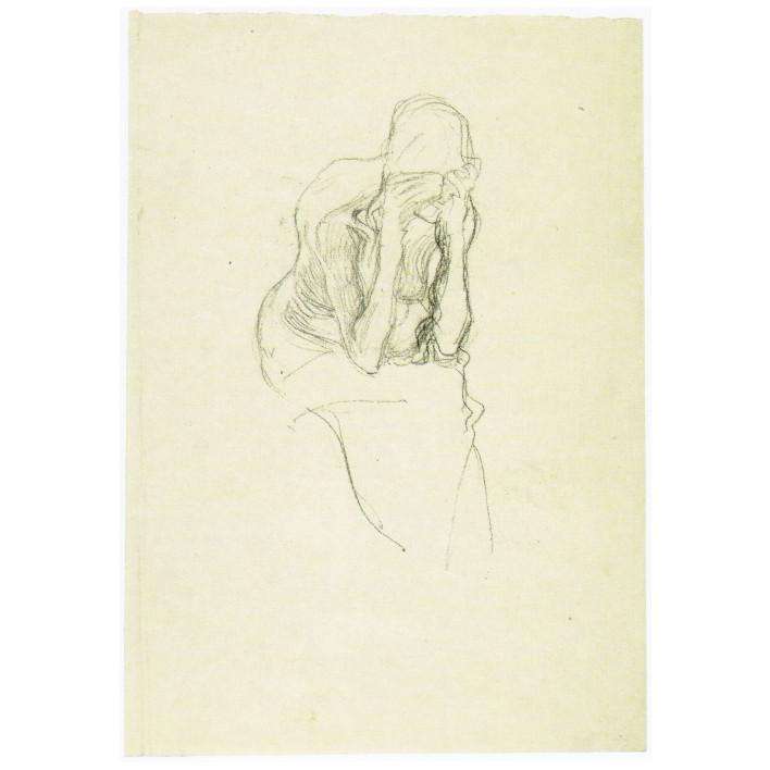 Густав Климт. Принт на картон #123