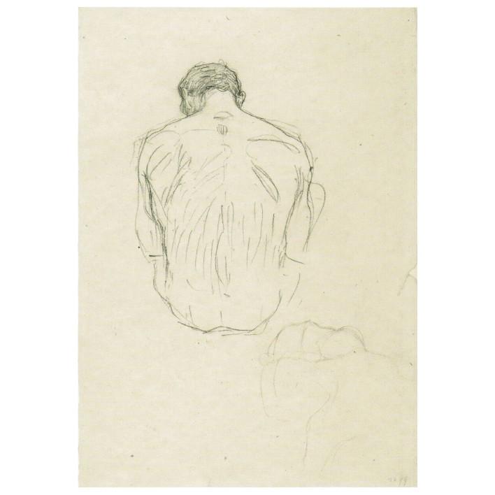Густав Климт. Принт на картон #124