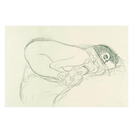 Густав Климт. Принт на картон #127