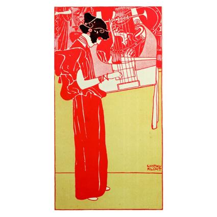 Густав Климт. Принт на картон #128