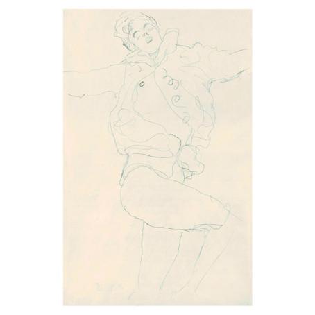 Густав Климт. Принт на картон #129