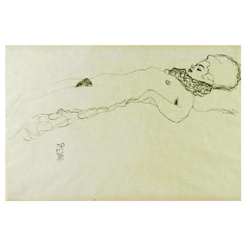 Густав Климт. Принт на картон #130