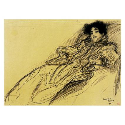 Густав Климт. Принт на картон #132