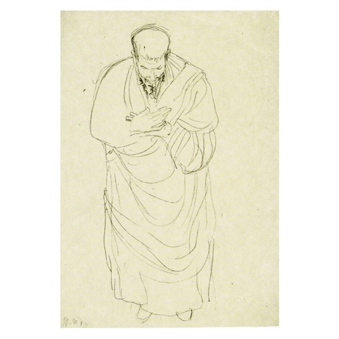 Густав Климт. Принт на картон #138