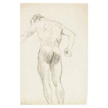 Густав Климт. Принт на картон #139