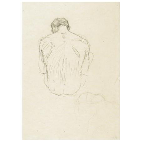 Густав Климт. Принт на картон #140