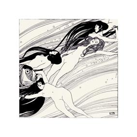 Густав Климт. Принт на картон #143