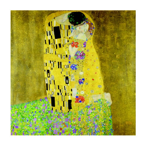 Густав Климт. Принт на картон #144