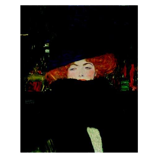 Густав Климт. Принт на картон #252