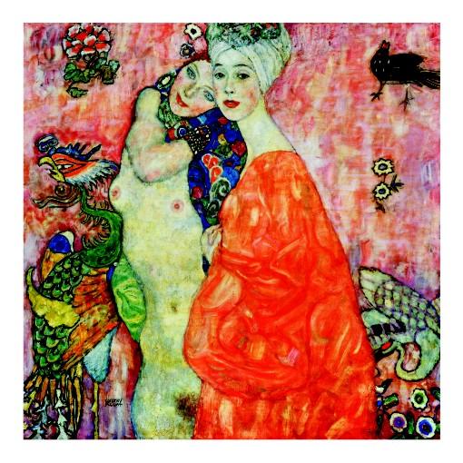 Густав Климт. Принт на картон #152