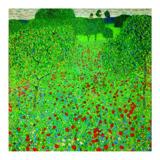 Густав Климт. Принт на картон #153