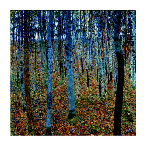 Густав Климт. Принт на картон #155