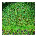 157. 110х110.Ябълково дърво