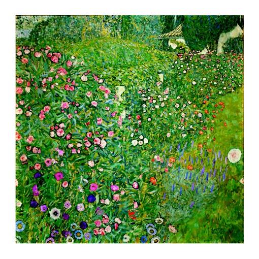 Густав Климт. Принт на картон #158