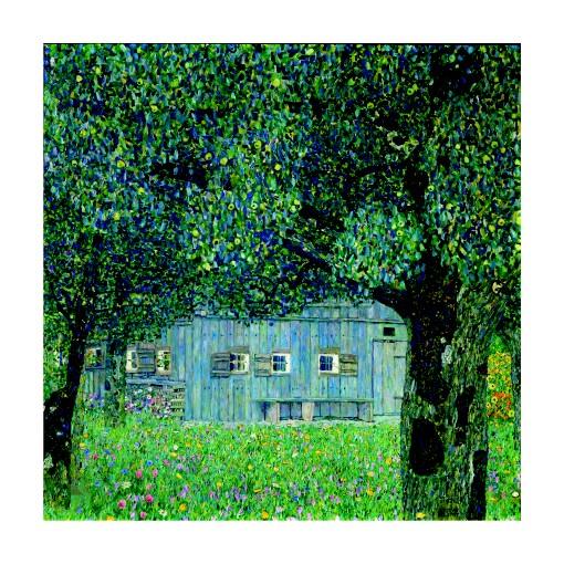 Густав Климт. Принт на картон #159