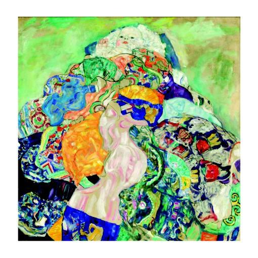 Густав Климт. Принт на картон #162