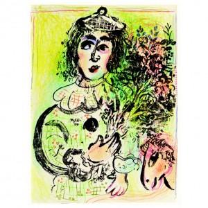 Картини на Марк Шагал
