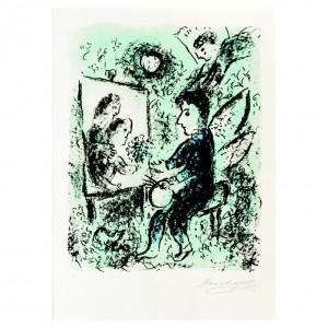 Марк Шагал и неговите картини