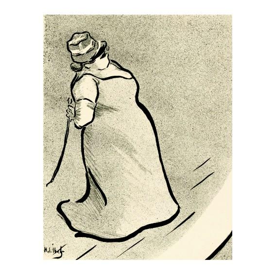 Анри Габриел Ибелс. Принт на картон #62