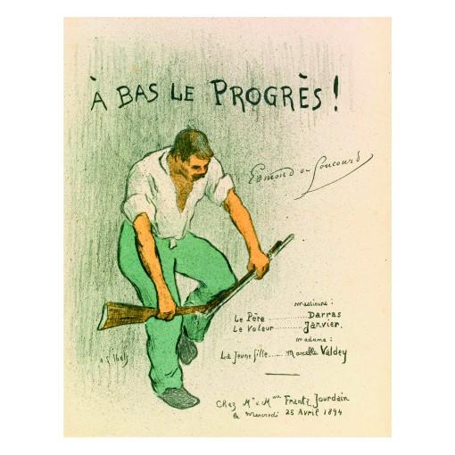Анри Габриел Ибелс. Принт на картон #95