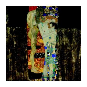 Густав Климт. Принт на картон #294