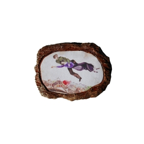 Магнит гипсов. Марк Шагал #м17