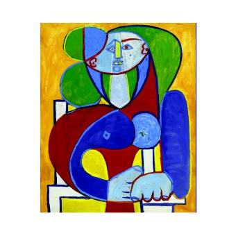 Пабло Пикасо. Принт на картон #256