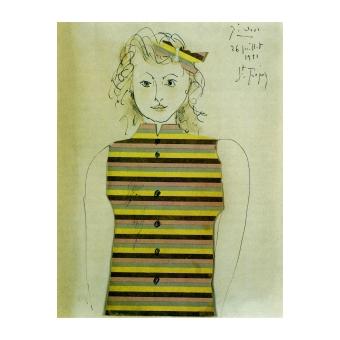 Пабло Пикасо. Принт на картон #258
