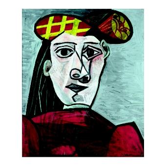 Пабло Пикасо. Принт на картон #259