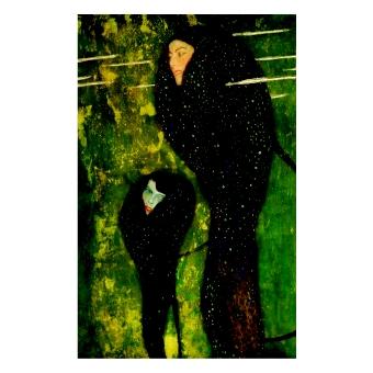 Густав Климт. Принт на картон #291