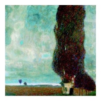Густав Климт. Принт на картон #298