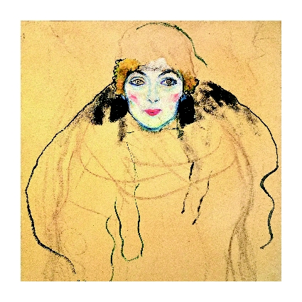 Густав Климт. Принт на картон #299