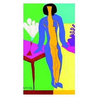 Анри Матис. Принт на картон #301