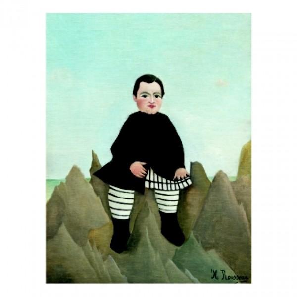 328. момче на скалите 1895-97
