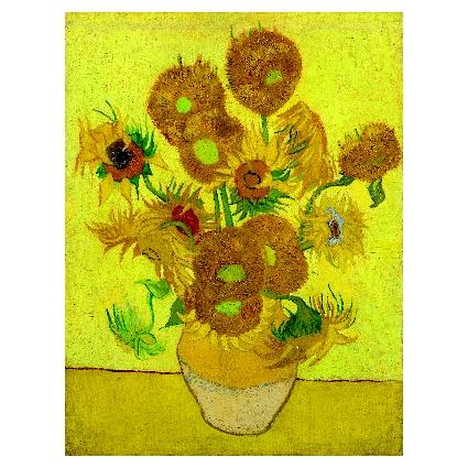 Винсент Ван Гог. Принт на картон #319
