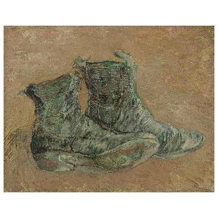 Винсент Ван Гог. Принт на картон #325