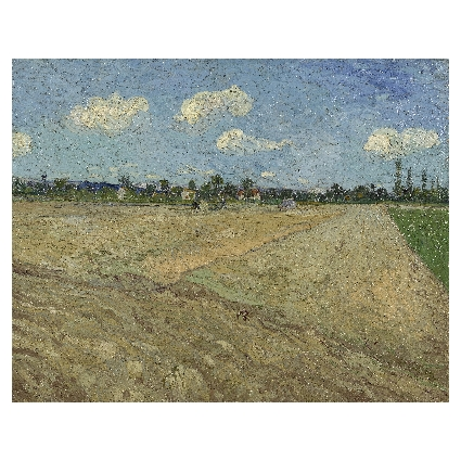 Винсент Ван Гог. Принт на картон #326