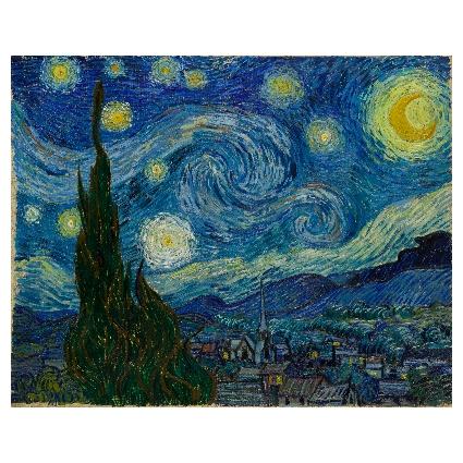 Винсент Ван Гог. Принт на картон #390