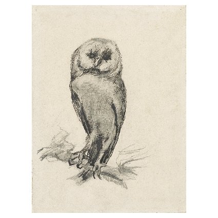 Винсент Ван Гог. Принт на картон #394