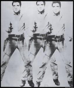Анди Уорхол, Троен Елвис, 1963, $81.9 мил