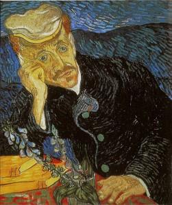 Винсент ван Гог, Портрет на доктор Гаше, 1890, $82.5 мил
