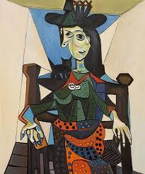 Пабло Пикасо, Дора Маар с котка, 1941, $95.2 мил