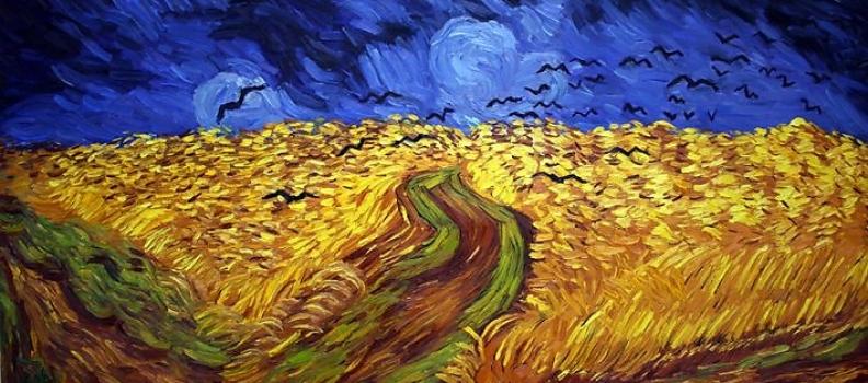 Винсент Ван Гог- безумен гений.